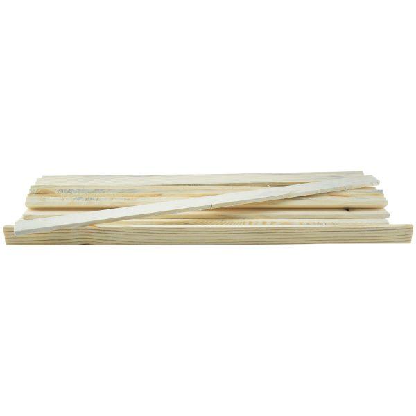تیرک چوبی قاب ژل 2 ردیفه هفت گوهر