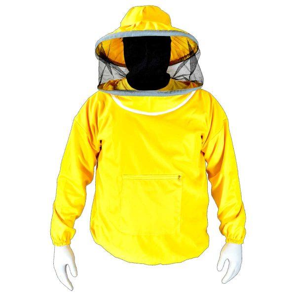 لباس زنبورداری نیم تنه کلاه گرد