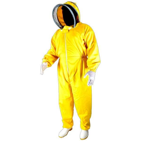 لباس زنبورداری سرهمی کلاه فضایی