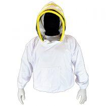 لباس زنبورداری نیم تنه کلاه فضایی