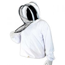 لباس زنبورداری نیم تنه کلاه فضایی صورت جدا